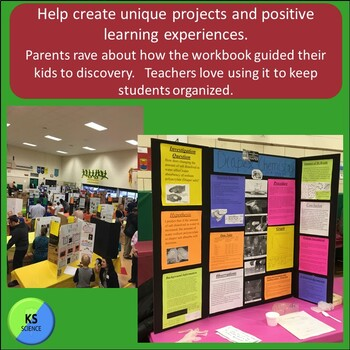 Science Fair Project Guide:  Create Original Investigations with 2nd/3rd Grade