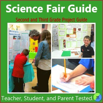 Creating Science Investigations for 2nd and 3rd Grade:  Sc