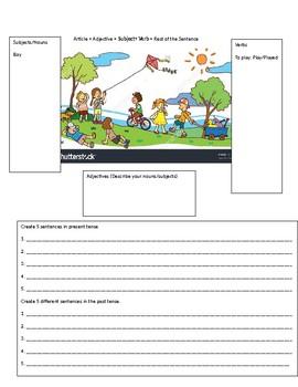Creating Sentences EL