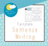 Creating Sentences Fairytale Edition
