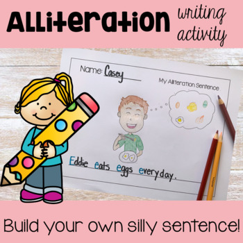 Creating Sentences with Alliteration!