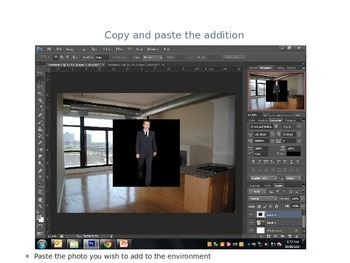 Creating Shadows with Photoshop
