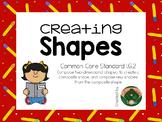 Creating Shapes