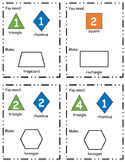Creating Shapes using Pattern Blocks