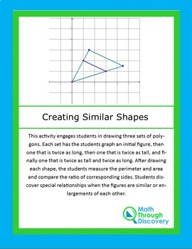 Creating Similar Shapes