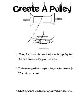 Creating Simple Machines