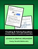 Creating & Solving Equations: Including Systems of Equatio