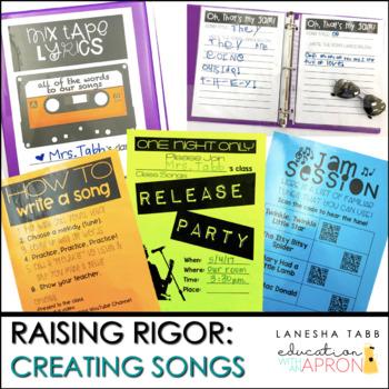 Creating Songs