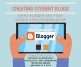Creating Student Blogs Using Blogger