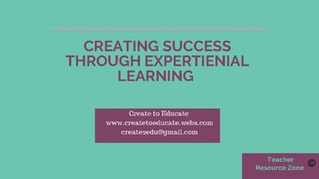 Creating Success through Experiential Learning