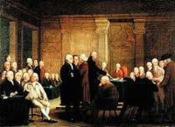 Creating The Declaration of Independence (History Alive Ch. 12)