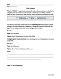 Creating Thesis Statements (Easy Steps)