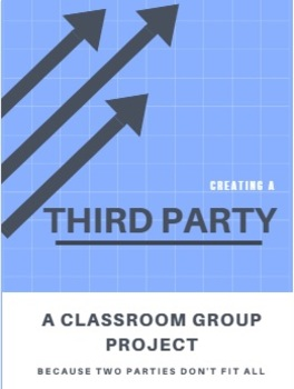 Let's Make a Third Party - Because Two Parties Don't Fit All