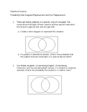 Creating Venn Diagrams using Probability
