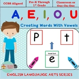 Creating Words With Vowels!