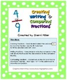 Creating, Writing & Comparing Fractions