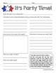 Creating Your Own Political Party - An Election Activity