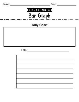 Creating a Bar Graph Worksheet