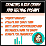 Creating a Bar Graph and Writing Prompt