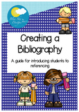 Creating a Bibliography Guide