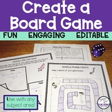 Creating a Board Game: A Stress-Free Project