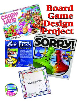 Creating A Board Game Graphic Design Assignment By Graphic Arts By Candace