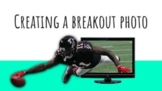 Creating a Breakout Photo with Pixlr