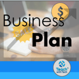 Business Plan Activity