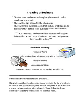 Creating a Business with Microsoft Office