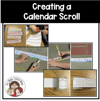 Creating a Calendar Scroll