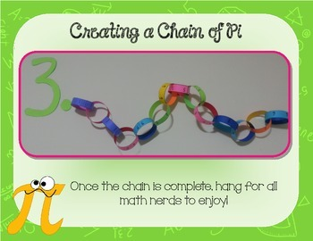 (Pi day)  Creating a Chain of Pi