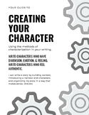 Creating a Character Resource