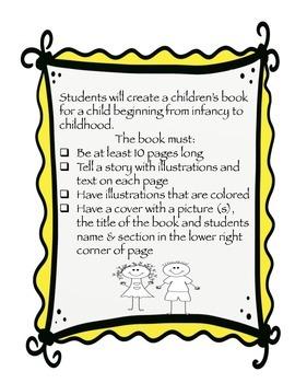 Creating a Children's Book