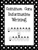 Creating a Circuit Informative Writing