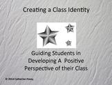 Creating a Class Identity