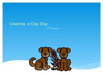 Creating a Ceramic Pinch Pot Dog-Easy