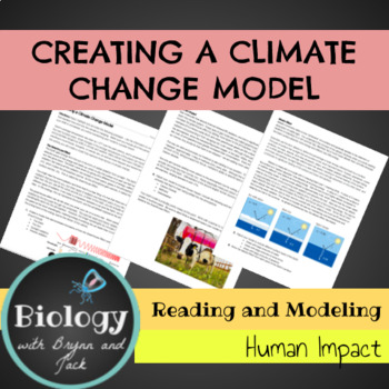 Creating a Climate Change Model