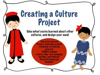 Creating a Culture Project