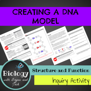 Creating a DNA Model