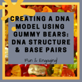 Creating a DNA Model Using Gummy Bears: DNA Structure, Base Pairs