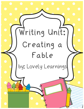 Creating a Fable