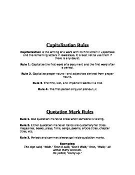 Creating a Grammar Book