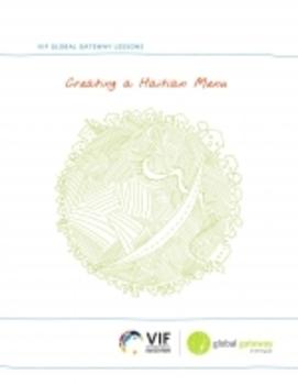 Creating a Haitian Menu
