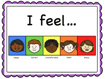 Creating a Happier Classroom Emotion Chart and Strategies