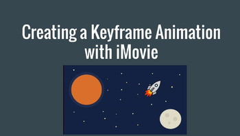 Creating a Keyframe Animation with iMovie