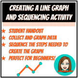 Creating a Line Graph and Sequencing Activity