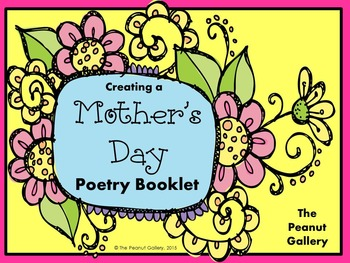 Creating a Mother's Day Poetry Booklet (Writing Couplets)