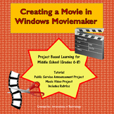 Creating a Movie in Windows Moviemaker