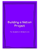 Creating a Nation unit project