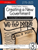 Creating a New Government: 1774-1823